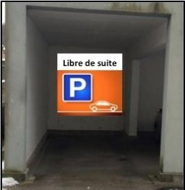 Garage - Parking à Lamadelaine