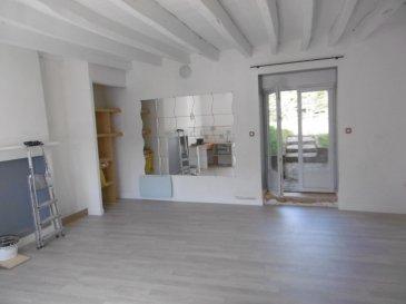 Maison Severac 3 pièce(s) 60 m2. Dans Hameau, maison  rénovée avec, au rez de chaussée, une pièce de vie de 31 m² donnant sur  un jardin de 300 m² totalement clos et sans vis à vis. A l'étage;  palier , 1 chambre,  bureau, une salle d'eau avec wc. Assainissement collectif. Idéal 1er investissement. RENOVEE - CALME - AUCUN TRAVAUX IGOR IMMOBILIER MISSILLAC 02.40.90.17.82 dont 6.92 % honoraires TTC à la charge de l'acquéreur.