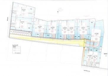 Lotissement pour 10 maisons à Asselborn (près de Toisvierges)