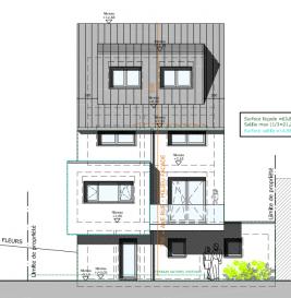 Nouveau projet résidentiel de haut-standing situé dans un environnement calme, zone 30 en impasse comprenant uniquement deux appartements. La résidence se situe à 2 pas du centre-ville, avec accès en 7 minutes à pied à la gare et 5 minutes aux grands axes routiers.  LIVRAISON JUIN 2022 !!!  Le bâtiment, classé BBB, est composé comme suit : RDC : un appartement à 1 chambre   Chaque logement bénéficie d'un espace ergonomique et lumineux, équipé de volets électriques, de fenêtres à triple vitrage, d'un chauffage au sol et d'une ventilation mécanique et contrôlée.  L'appartement a une surface de 60,9 m2, se composant d'un hall d'entrée, d'un espace cuisine ouvert sur un living donnant accès à un balcon et à un jardin privatif, d'une grande chambre, d'une salle de douche avec WC.  L'appartement est livré cuisine équipée et peinture incluse !!  Une cave privative ainsi que 2 emplacements de parking (1 intérieur et 1 extérieur) complètent ce bien.  Pour tout renseignements complémentaires ou RDV, veuillez contacter M. Tofic Bouchouka par téléphone au (+352) 661 612 546 ou par mail : tofic@citra.lu