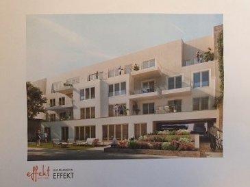 L'agence CHAVES VOUS PRESENTE LA NOUVELLE RESIDENCE QUANTUM: L'ELEGANCE DE L'HABITAT CONTEMPORAIN LE PROJET QUANTUM: Pensé par l'architecte Türkan DAGLI, situé au début de la Rue de Bastogne à Ettelbruclk (100 mètres de la Place du Marché), le projet est composé de 15 appartements d'une à trois chambres à coucher. La résidence s'élève sur quatre niveaux (rez-de-chaussée + 3) et un niveau en sous-sol(caves et emplacements de parking).  APPARTEMENT au  1. Etage  de 108,61 m2 + terrasse 10,45 m2, 3 chambres à coucher , Living + Cuisine, 2 Salles de douche privatives, Buanderie, Caves, Triple vitrage, Ascenseur, W.C. séparé, Videophone, Chauffage au Sol, Pompe à chaleur.