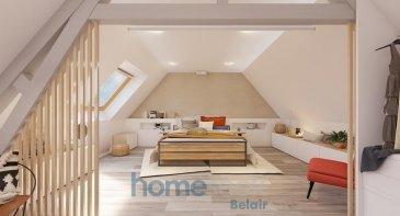 VEFA Livraison prévue : Mi-2021. 3 Appartements vendus sur 4  Homeseek Belair et Driss ( Contact 661 518 484 - dabadou@homeseek.lu ) vous présentent dans une résidence de seulement 4 appartements, ce Magnifique Triplex situé en plein cœur du village de Syren, d'une surface de +/- 160 m², il bénéficiera d'une Entrée Privative, de 3 chambres-à-coucher dont une en Suite Parentale, d'une Terrasse de 17 m² avec un accès privatif vers le garage et ses 2 emplacements voitures privatifs, et se composera de la manière suivante :   Au rez-de-chaussée : - Un vaste séjour offrant de multiples possibilités d'aménagements - Un large espace cuisine modulable à souhaits - Un hall d'entrée avec vestiaire  - Un WC séparé   Au 1er étage : - Une première chambre-à-coucher avec Dressing, d'une surface totale de 30 m²  - Une lumineuse deuxième chambre-à-coucher - Une agréable salle-de-bains - Un espace Débarras/buanderie  Au 2ème et dernier étage :  - La Suite Parentale de 16 m² avec Dressing de 11 m² ainsi qu'une salle-de-bains privative de 8 m².  Egalement, en partie commune, un local poubelle ainsi qu'un bel espace vert.  Les plans sont modulables par les soins de notre architecte suivant les besoins de notre clientèle.  Photos non-contractuelles !  Prix TVA 17% = 949.000' Prix TVA mixte à 3% = 899.000' (après acceptation par l'administration de l'enregistrement et des domaines)   N'hésitez pas à nous contacter au 661 518 484 ( dabadou@homeseek.lu )  pour de plus amples renseignements.  Avant d'acquérir vous souhaitez vendre ou louer votre bien '   Contactez-moi et profitez également de notre qualité de service et de notre expérience pour obtenir gratuitement une estimation précise de votre bien ! Ref agence :4921399-HB-AD