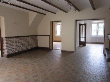 PROCHE CAMBRAI - Maison de ville bâtie sur environ 740 m². BEAUX VOLUMES.  Comprenant : hall d\'entrée, salon, salon/séjour avec cheminée feu de bois, cuisine avec coin repas, chaufferie, WC.  1er étage :palier,3 chambres, 1 bureau, salle de bains  et wc (baignoire et douche).  2ème étage : 1 grande chambre, petit grenier.  cour - jardin - terrasse -  grange 310 m² au sol - dépendances - cc fuel.  Prix : 164 300 € dont 6% de frais d\'agence.  155 000 € honoraires non inclus