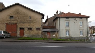 Maison de village Gerbéviller
