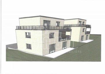 ONUD SA vous présente cette parcelle de 3,75 ares. Sur 18,43m de façade et environ 21m de profondeur  Les connexions eaux, gaz sont à proximité, environ 4000' de frais de raccordement.   Possibilité d'acheter 2 parcelles réunies de 7,45 ares vendues ensemble au prix de 99 000 ' ou 50.000 ' l`unité ( 3,75 et 3,70 ares)  Ce type de projet joint (grande maison de 250m2 habitable) est un projet accepté par la commune mais ces terrains sont libres de construction  (maison individuelle plain pied ou à étages, ou maison jumelée sur les 2 terrains ...etc).   Pas possible de maisons jumelées sur 1 parcelle.   Prix Frais d'Agence Inclus Ref agence :CF-RC