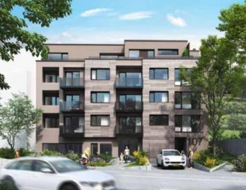 LUXEMBOURG-MUHLENBACH  Penthouse 4.2 (lot 047) neuf situé au quatrième étage avec une surface habitable de +/- 137,36 m2 se composant comme suit: d'un hall d'entrée, d'un hall de nuit, trois chambres à coucher, deux salles de douche, d'un vaste living avec une cuisine ouverte qui donne accès à une terrasse de +/-32,02m2 et d'un débarras.  Possibilité d'acquérir un emplacement intérieur à partir de 59.000€/TVA 3% incluse.  N'hésitez pas de me contacter pour plus de renseignements  info@newgest.lu   ou 691125293
