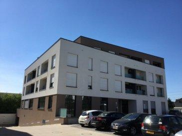 Dans la Cité Op Hudelen, Résidence FUCHSIA, EMPLACEMENT INTERIEUR Nr 39 A VENDRE au -1. Possibilité également d'acquérir l'emplacement à côté Nr 40.  LIBRE DE SUITE