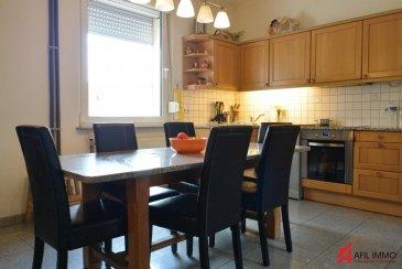 David Carmo vous présente une maison partiellement rénovée, située à Schifflange, à proximité de toutes commodités. La maison se décline comme suit:<br><br>- Sous-sol: cave, buanderie, local technique<br><br>- Rez-de-chaussée: hall d\'entrée, cuisine équipée ouverte sur séjour, salle de douche, accès terrasse et annexe de rangement<br><br>- 1er étage: 2 chambres à coucher<br><br>- 2 ième étage: une chambre à coucher et une deuxième chambre traversante<br><br>Vous disposez également d\'un emplacement extérieur à l\'arrière de la maison. <br><br>Nous restons à votre entière disposition pour des questions éventuelles ou une visite des lieux.<br><br>Nous vous suggérons également de consulter notre site internet www.afil.lu ou toutes nos offres sont régulièrement renouvelées.<br><br>Nous recherchons en permanence pour la vente: appartements, maisons, terrains à bâtir et projets autorisés pour clientèle existante. Achat éventuel par notre société.<br><br>N'hésitez pas à nous contacter pour une estimation gratuite et la mise en vente de votre bien immobilier.<br><br>Pour l'obtention de votre crédit, notre relation avec nos partenaires financiers vous permettront d'avoir les meilleures conditions.<br><br>Pour tous renseignements complémentaires, veuillez contacter Monsieur Carmo à l\'agence au 54 02 44.<br><br />Ref agence :2244909