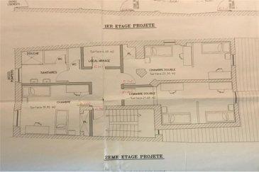 Veuillez contacter Eusébio Henriques pour de plus amples informations : - T : +352 691 660 033 - E : henriques.eusebio@remax.lu  SPECIAL INVESTISSEURS = rendement de 6,6 % actuellement, mais peut encore être optimisé.  Immeuble mixte avec cadastre vertical. Loyer annuel = 159.600 €  RE/MAX, Spécialiste de l'immobilier à Esch-sur-Alzette, vous propose à la vente cet immeuble de rapport d'environ 600 m² au total et 475 m² habitables, situé dans un quartier proche de toutes commodités (boulangerie, crèche, coiffeur, grande surface). Il y a une terrasse à l'arrière de plus de 200 m².  Tous les contrats de baux sont à jour, avec autorisation de la commune.  Frais d'agence RE/MAX : à la charge de la partie venderesse
