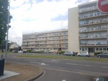 Appartement Thionville 1 pièce(s) 41 m2. Au sein d'une copropriété parfaitement entretenue ,proche du centre et de toutes commodités,  Au 3ème étage avec ascenseur , F1 bis de 41 m² offrant : Hall d'entrée, cuisine accès balcon , pièce de vie de 20m², salle de bains avec wc. 1 cave  actuellement loué 380€ 90 € de charge  Mr Antonoff: 06-52-83-85-07 Copropriété de 90 lots (). Charges annuelles : 1000.00 euros.
