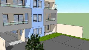 YUTZ&period; 15 mn à pied de la gare de THIONVILLE&period; Venez découvrir votre prochaine  résidence neuve de onze logements&period;<br />Votre appartement de 54 m² au premier étage comprend une entrée, une chambre de 12&period;66 m², cuisine ouverte sur séjour donnant sur  terrasse plein sud de 8,86 m2&period; <br />Un parking privatif extérieur complète ce bien&period; Possibilité garage&period;<br />Prêt à taux 0&percnt;&period; Frais de notaire réduits&period;