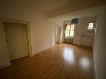 F2-3 - Proche de la Cathédrale.  Nous proposons à la location cet appartement 3 pièces de 62m2 dans le quartier de la Krutenau, proche de toutes commodités. Il comprend : une entrée, une séjour, une cuisine aménagée et équipée, une salle de bain, deux chambres. Une cave complète ce bien. Chauffage et eau chaude collectif au gaz. Loyer : 728 euros par mois dont 138 euros de charges. Dépot de garantie : 590 euros. Honnoraires à la charge du locataire : 589 euros dont 186 euros pour la réalisation de l\'état des lieux. Colocation possible. Hebding Immobilier 03.88.23.80.80.