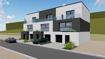 Futur projet de construction d'une maison situé à Weidingen - Wiltz Vente en future d'achèvement (VEFA)  Passeport énergétique: A - A   Maison n°1:  Maison de 160.53m², se compose de la manière suivante:  rez-de-chaussée: Hall d'entrée , garage pour une voiture, locale technique, cave et bureau  premier étage: Un grand living avec accès à la terrasse de 13m2, cuisine ouverte / salle à manger ouverte sur living plus un WC séparé.  deuxième étage: a) chambre parental avec salle de douche et WC indépendant plus balcon privatif de 8.3m²,  b) deux autres chambres, et une salle de bain avec WC.  Le promoteur garantie toutes les assurances obligatoires tels que: garantie d'achèvement, garantie décennale et biennale, test étanchéité avec certificat d'une entreprise agréée au Luxembourg, blowerdoor test, etc...    *Prix annoncé est calculé à 3% * à conditions d'obtention d'agrément et limites imposées par l'administration de l'enregistrement / TVA Logement.  Cahier de charges, liste de prix et plans sont disponibles sur simple commande.  N'hésitez pas à contacter notre agence pour toute information supplémentaire ou visitez notre page www.immocolor.lu   Vous souhaitez changer votre bien immobilier? Nous pouvons trouver un bon compromis... Donnez de l'ancien, et reprenez du nouveau... toutes offres sont à adresser à contact@immocolor.lu