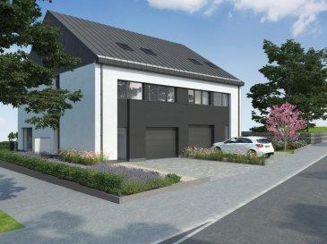 RE/MAX, spécialiste de l\'immobilier au Grand-Duché de Luxembourg, vous propose à la vente 2 nouvelles maisons contemporaines en future construction, située à Goetzingen sur un terrain de +- 3 ares <br>Libre 3 façades et se composant comme suit: <br>RDC: hall d\'entrée avec vestiaire ,  wc séparé, bureau ou rangement, un espace de vie de 45m2 comprenant séjour, salle à manger et cuisine avec accès plein pied vers terrasse de 21,50 m2 donnant vers jardin privatif.<br>TVA taux réduit : prix TVA3% applicable jusqu\'à maximum 357'142€ sous réserve d'approbation du dossier par l'administration fiscale et dans les limites de l'avantage fiscal autorisé par la loi, et TVA 17% applicable sur le solde du prix.<br>ETAGE1: 4 belles chambres , 1 salle de bain, 1 salle de douche, wc séparé et terrasse/loggia de 7m2.<br>ETAGE EN RETRAIT : Un espace aménageable de 25 m2 + 9 m2 de terrasse suivant les besoin des client soit en ( suite parentale, hobby, bureau ou espace enfants et wellness)<br>Prestations de qualité ( parquet, large choix du carrelage, douche à l\'italienne...)<br>Possibilité de modifier les plans intérieurs sans frais.<br>Documentation et brochure disponible sur demande.<br>Nous assurons les visites aussi les samedis sur RDV<br><br />Ref agence :2234227