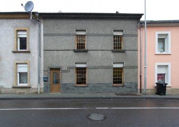 Maison mitoyenne à Differdange