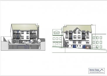Immo Casa vous propose à Wiltz 1 appartement  au 1er étage avec une surface habitable de 80,03 m2 comprenant: 2 chambres à coucher avec de bonnes dimensions  ( 18,91 m2 et 16,27 m2) Cuisine/living 29,06 m2 1 salle de bain Terrasse 10,21 m2 Cave 2 emplacements inclus dans le prix Construction 2011/2012  Pour des plus amples renseignements, veuillez contacter notre Agence. Pour d'autres annonces non présentés sur ce site, visitez www.immocasa.lu  Nous recherchons en permanence pour la vente et pour la location des appartements, maisons, terrains à bâtir et projets autorisés pour clientèle existante.  Achat éventuel par notre société d'investissement immobilier. N'hésitez pas à nous contacter si vous avez un bien pour la vente. Nos estimations sont gratuites   Ref agence :TC1906394
