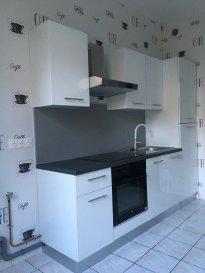 2 pièces - m2.  Appartement deux pièces au premier étage d\'un immeuble rue du Général Duroc à Nancy. Il comprend une entrée, une chambre, un séjour, une cuisine séparée équipée, une salle de bains avec wc.<br> Jardin à disposition.<br> Chauffage individuel au gaz.<br> DPE en cours.<br>