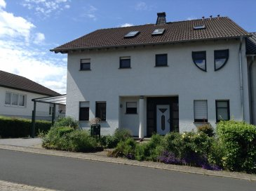 For US Customers only!  317 sqm Duplex House for rent in 54662 Speicher, Pastor-München Str. 10. This house was rented out in the past to a principal of the high school/SPAB. DODEA People a preferred!   Price: 2.220 € plus utilities   5 x bedrooms,  3 x fully bathrooms,  2 x guest bathroom,  1 x laundry room,  1 x buildin kitchen with pantry,  1 x dining room (open plan), exit to the terrace,  1 x living room (fireplace), exit to the terrace,  1 x loggia, with exit to the balcony,  3 x storage rooms, (basement),  1 x mencave, 2 x parking lots,  1 x double carport, (behind each other),  1 x little back yard  1 x balcony  1 x little front yard.   Utilities:  Household electricity: own contract with local provider, (RWE),  Phone/Internet: own contract with local provider, (Telekom),  Heat: Gas-heat: own contract with local provider, (SWT),  Water, sewage: 35 € per person monthly,   Speicher is a medium town in south direction from SPAB. Around 15 min roadway.  The town has an excellent infrastructure with: Groceries, supermarket, bakery, butcher, cafes, and Restaurants. Everything for your daily needs is given. In close surrounding your will find Bitburg in the west, Wittlich in east and Trier in the south.  The property is listed and approved by the US housing office.  When you like to view this property, or you have any questions in advance, please let me know any time!   Have a great day!