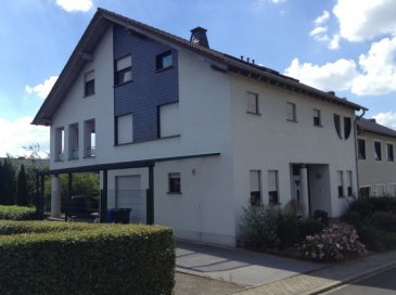 For US Customers only!  317 sqm Duplex House for rent in 54662 Speicher, Pastor-München Str. 10. This house was rented out in the past to a principal of the high school/SPAB. DODEA People a preferred!   Price: 2.220 € plus utilities   4 x bedrooms,  3 x fully bathrooms,  2 x guest bathroom,  1 x laundry room,  1 x buildin kitchen with pantry,  1 x dining room (open plan), exit to the terrace,  1 x living room (fireplace), exit to the terrace,  1 x loggia, with exit to the balcony,  3 x storage rooms, (basement),  2 x parking lots,  1 x double carport, (behind each other),  1 x little back yard  1 x balcony  1 x little front yard.   Utilities:  Household electricity: own contract with local provider, (RWE),  Phone/Internet: own contract with local provider, (Telekom),  Heat: Gas-heat: own contract with local provider, (SWT),  Water, sewage: 35 € per person monthly,   Speicher is a medium town in south direction from SPAB. Around 15 min roadway.  The town has an excellent infrastructure with: Groceries, supermarket, bakery, butcher, cafes, and Restaurants. Everything for your daily needs is given. In close surrounding your will find Bitburg in the west, Wittlich in east and Trier in the south.  The property is listed and approved by the US housing office.  When you like to view this property, or you have any questions in advance, please let me know any time!   Have a great day!