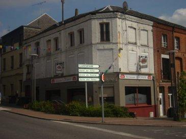 Immeuble de rapport à Wignehies