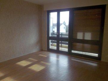 Appartement Maidieres 2 piece(s) 49 m2. Appartement de type F2, dans une copropriété calme - PARC SAINT GUERIN à Maidières :<br/>Entrée - Cuisine - Loggia - Salon - 1 chambre - salle de bains avec WC - Grand balcon - Cave <br/><br/>Chauffage au gaz.<br/><br/>CHARGES : OM + Elect. des communs + Entretien des parties communes + Entretien des espaces verts + Avance sur conso. d\'eau