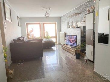 HOUSE FOR YOU, vous propose une belle maison mitoyenne rénovée d'environ 140m2 habitables située à Rumelange au prix de 510.000€  Rez-de-chaussée surélevée:  - Hall d'entrée - Cuisine équipée ouverte sur la salle à manger et le séjour, sortie sur la terrasse avec barbecue (+-36m2) - Wc séparé  1er étage:  - 2 chambres à coucher (15,33 et 13,47 m2) - 1 bureau ou chambre à coucher (10,11m2) - Salle de douche  2ème étage:  - 1 suite parentale avec salle de douche      (+-16m2) - 1 chambre à coucher avec entrée sur une autre chambre à coucher supplémentaire ou dressing (14,64 et 13,05 m2)  Grande terrasse avec barbecue (+-30m2)  Grande cave sous toute la surface de la maison avec entrée séparé et aussi accès par l'intérieur, local technique et wc séparé.   Informations:  -Chaudière Buderus neuve avec toute l'installation et radiateurs neufs - Double vitrage - Électricité neuve  Pour informations et visites, nous restons à votre disposition.