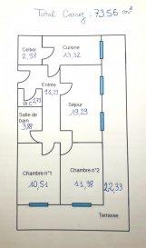 F3 de 73 m2 avec grand balcon metz sablon.  Pour investisseurs, ce grand appartement de 73,56 m2, avec vue sur les toits de Metz, à 30 mètres d'un supermarché, à 5 minutes de la gare sncf de Metz,et 10 minutes de l'hyper centre. Il bénéficie de grande baies vitrées mais aussi d'un balcon terrasse de 22 m2, d'un ascenseur, de 2 chambres et d'une grande cuisine de 13 m2. Au sous sol : une cave de 3 M2 . Contactez Stéphane LEGENDRE pour une visite des lieux au :  06 64 54 93 62.