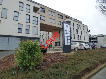 Loué !!! Loué par Monia SOUILMI ( 691 21 29 46 / monia.souilmi@remax.lu )    RE/MAX à Luxembourg vous présentent en location 6 Bureaux neufs de haut standing d'une surface totale de 134m² environ, au rez-de-chaussée d'un immeuble de l'année 2012, situé dans le quartier de Belair à Luxembourg-Ville.  Ces Bureaux sont non meublés et varient en surface entre 11m² et 28m² environ. Il s'ajoute à ces bureaux, une réception commune qui fait 39m² environ et  2 toilettes séparées.  Possibilité de louer la totalité de 134 m² pour une seule société de service.   Les bureaux sont fournis avec des prestations haut de gamme, confort intérieur, apport de lumière et efficience énergétique.   Une place de parking intérieur s'ajoute aux bureaux.  Idéal pour les professions médicale, paramédicale, indépendant et toutes professions de service.  Les charges mensuelles sont calculées sur le nombre de m² loué.  La caution est liée selon la période de contrat: - 3 mois de caution pour un contrat d'1 ans - 6 mois de caution pour un contrat de 3 -6- 9  La localisation des bureaux permet d'installer votre société en plein centre de Luxembourg et à proximités de toutes les commodités!!   Réservez votre place !!