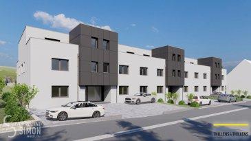 SOUS COMPROMIS AVEC ACCORD DE BANQUE EN ATTENTE DU RENDEZ-VOUS DU NOTAIRE Appartement- terrasse et jardin au rez de chaussée  C01-  d\'une surface habitable de 111,31 m2, une terrasse de 15,51 m2, et d\'un jardin de 34 m2 une cave, un emplacement intérieur et extérieur. Il se compose comme suit: Hall d\'entrée 2 chambres à coucher Séjour cuisine ouverte avec accès vers la terrasse et le jardin. Débarras Salle de douche et toilette séparée. N\'hésitez pas à nous contacter au tel: 621 189 059 ou par mail au cs@christinesimon.lu Ref agence :C01- Rez- de-chaussée