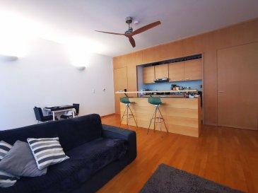 Dalpa SA vous propose en location, un charmant appartement meublé de 1 chambre à coucher sur +/- 60m², situé au plein c½ur du centre-ville. <br><br>Disponibilité : immédiate <br><br>L\'objet se situe au : 2, rue du Nord, L-2229 Luxembourg<br><br>Situé au 1er étage l\'appartement se compose : <br>- 1 hall d\'entrée avec des armoires encastrés<br>- 1 cuisine équipée ouverte<br>- 1 séjour très lumineux <br>- 1 chambre à coucher avec salle de douche <br>- 1 WC séparé<br><br>Dans les charges mensuelles de 230 € il y a inclus le passage d\'une femme de ménage hebdomadairement.<br><br>Nous sommes à votre entière disposition pour tous renseignements complémentaires ou visites des lieux. Veuillez contacter Antonio Lobefaro sous le numéro + 352 621 191 467 ou par mail sur info@dalpa.lu <br><br>Si vous souhaitez vendre ou louer votre bien, nous mettons à votre disposition notre professionnalisme, savoir-faire ainsi que notre qualité de service. Nous vous proposons des estimations rapides, gratuites et réalistes.<br><br>ENGLISH VERSION<br><br>Dalpa SA offers you for rent, a comfortable fully furnished 1 bedroom apartment of +/- 60m², located in the very heart of the city centre.<br><br>Availability : immediate<br><br>The object is located at : 2, rue du Nord, L-2229 Luxembourg<br><br>Located on the 1st floor, the apartment consists of :<br>- 1 entrance hall with fitted wardrobes<br>- 1 open equipped kitchen<br>- 1 very bright living room <br>- 1 bedroom with a shower room<br>- 1 guest WC<br><br>In the monthly charges of 230 €, is included a weekly passage of a cleaning lady.<br><br>We are at your disposal for any further information or site visits. Please contact Antonio Lobefaro under the following number + 352 621 191 467 or by mail on info@dalpa.lu<br><br>If you want to sell or rent your property, we put at your disposal our professionalism, know-how and our quality of service. We offer you quick, free and realistic estimates.