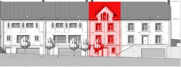 FIS Immobilière est fière de vous présenter une maison de +/- 190 m2 , La maison se trouvent dans une situation calme et agréable en toute proximité. La maison et fournies gros œuvres fermées.   Pour des questions supplémentaires, n'hésitez pas de nous contacter au 00352/621278925