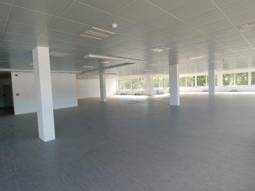 IMMEUBLE (BUREAUX) A LOUER. DIVISIBLE : A PARTIR DE 380 m². RDC : 2 x 380 m² PREMIER ETAGE : 800 m² DEUXIEME ETAGE : 800 m² TROISIEME ETAGE : 800 m² QUATRIÈME ETAGE : 400 m² SOUS*SOL -1 : 800 m² SOUS*SOL -2 : 800 m² PARKING INT. : 50 (200 € par mois) PARKING EXT. : 16