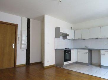 Appartement 3 pièces 54 m2. Strasbourg proche de la place Gutemberg. Appartement 3 pièces en duplex situé au troisième et dernier étage.  au 1er niveau: Une entrée, un séjour, une kitchenette, un WC A l\'étage: un couloir, deux chambres, une salle de bain. Le chauffage est individuel électrique.  Nombre de lot: 11 Charges annuelles 1200 €  Contact: Michel BRION au 0607444026 Ce bien est soumis au statut de copropriété. Nombre de lots de la copropriété : 11. Prix de 197000 euros dont honoraires de 3.68% TTC à la charge de l\'acquéreur