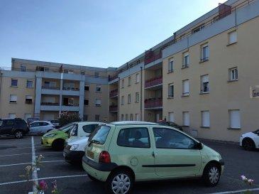 SPÉCIAL INVESTISSEUR, F2 rapport 6000 euros l\'an .  Dans résidence haut de gamme , plein centre de PONT A MOUSSON, appartement F 2 de 62 m2 avec balcon et parking, loué 6000 euros l\'an , locatare de qualite , spécial investissement