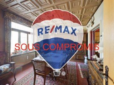 **** SOUS COMPROMIS ****<br><br>Visite virtuelle : https://premium.giraffe360.com/remax-partners-luxembourg/892ae67a43a3488bb2be6a6734c30cfc/<br><br>Louis MATHIEU RE/MAX Partners, spécialiste de l\'immobilier à Schifflange vous propose en exclusivité à la vente cette maison mitoyenne à totalement rénover sur un terrain de 2,85 ares. Elle dispose d\'une superficie habitable d\'environ 136 m² pour 177 m² au total. Cette demeure vous séduira par son potentiel, son terrain et sa possibilité d\'une extension par l\'arrière.<br><br>La maison se compose au rez-de-chaussée : d\'un hall d\'entrée, d\'un séjour de 16 m², d\'une salle à manger de 14 m², d\'une cuisine avec accès sur l\'extérieur de la maison, d\'une salle de bain.<br><br>Au premier étage : un hall de nuit, deux chambres de 21 m² et 14 m².<br><br>Au deuxième étage : un hall de nuit, une chambre de 11 m², deux pièces communicantes de 9 m² et 12 m².<br><br>Au sous-sol : deux pièces de rangement, un garage avec accès sur l\'arrière de la maison.<br><br>À l\'extérieur : une jardin, une grande dépendance à démolir, un emplacement extérieur.<br><br>Informations utiles : maison entièrement à rénover, dalles en bois, possibilité d\'extension par l\'arrière, grande dépendance à démolir.<br><br>Passeport énergétique : En cours.<br><br>Disponibilité immédiate.<br><br>La commission d\'agence est incluse dans le prix de vente et supportée par le vendeur.<br><br>Contact : Louis MATHIEU au +352 671 111 323 et/ou louis.mathieu@remax.lu