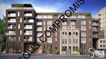 SOUS COMPROMIS Lot A04 - Surface utile 90,43 m2 - Appartement-balcon, de 77,28 m2 habitable, 7,95 m2 de balcon au deuxième étage avec ascenseur dans la Résidence OPUS à Differdange. il se compose comme suit: Hall d'entrée, toilette séparée, séjour, salle à manger, cuisine entièrement équipée ouverte, balcon, débarras (Cellier), hall de nuit, 2 chambres à  coucher (12,28 et 11,72 m2), salle de bain. Au sous-sol une cave privatif de 4,81 m2. Possibilité d'acquérir en option: un emplacement intérieur et une cuisine équipée. Pour de plus amples renseignements contactez Christine SIMON Tel: 621 189 059 ou 26 53 00 30 ou par mail: cs@christinesimon.lu. Ref agence :A04- Bloc A - Appartement