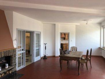 . Sarrebourg, au 1er étage : APPARTEMENT F5 spacieux et lumineux en très bon état comprennat : entrée, salon-séjour, cuisine équipée, accès balcon, 3 chambres, salle d'eau, wc. Placards. Chauffage individuel gaz de ville. Libre.
