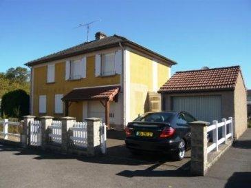 Maison à Guénange