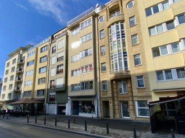 Joli studio de 27m2 à louer au centre de Luxembourg-Ville.<br><br>Le studio se trouve au 4e étage, avec ascenseur, de la résidence.<br><br>Description :<br>- Hall d\'entrée<br>- Pièce à vivre avec accès au petit balcon<br>- Cuisine ouverte<br>- Salle de douche avec emplacement pour la machine à laver<br>- Cave<br>- non meublé<br><br>Le studio est libre pour le 01.01.2022<br><br>Loyer : 890,-¤<br>Charges : 110,-¤ (les frais d\'électricité et de l\'internet/TV ne sont pas compris dans les charges mensuelles)<br>Caution : 1780,-¤ (2 mois)<br>Frais d\'agence : 1041,30¤ TTC 17%<br><br>Pour toute information supplémentaire, n\'hésitez pas à nous contacter au +352 26532611 ou par e-mail au info@immolosch.lu!<br /><br />Nice studio of 27m2 to rent in the center of Luxembourg-City.<br><br>The studio is located on the 4th floor, with lift, of the residence.<br><br>Description:<br>- Entrance hall<br>- Living room with access to the small balcony<br>- Open kitchen<br>- Shower room with space for washing machine<br>- Cellar<br>- unfurnished<br><br>The studio is free for 01.01.2022<br><br>Rent: 890,-¤ (monthly)<br>Charges: 110,-¤ (electricity and internet/TV costs are not included in the monthly charges)<br>Deposit: 1780,-¤ (2 months)<br>Agency fees: 1041,30¤ incl. VAT 17<br><br>For further information, please contact us at +352 26532611 or by e-mail at info@immolosch.lu!