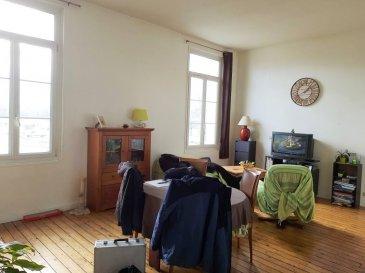 Idéal investisseurs.  Une bâtisse en très bon état comprenant au RDC : un local commercial avec une pièce et un atelier avec grenier. Grand parking. Une entrée indépendante menant à l\'appartement du 1er étage se décomposant en cuisine aménagée ouverte sur séjour/salon, 3 chambres, WC, Salle de bains/douche. Actuellement loué. 2ème étage un studio avec kitchenette, salle d\'eau, WC. Grenier aménageable. Cave, Le tout sur 5172 m2. Idéal pour invertissement locatif.