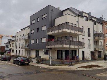 Bel appartement à louer   Sis à Oberkorn/Differdange  Description: -  /- 65 m2 - Hall d'entrée  - cuisine équipée ouverte avec une île de  /-3m de longueur - salon  - terrasse de 18 m2 - salle de douche  - chambre à coucher  - buanderie commune  - partiellement meublé  - Possibilité d'installer la machine à laver et le sèche linge dans l'appartement  - débarras  Possibilité de louer un emplacement intérieur pour 100.-€ / mois  Libre à partir du 01.07.2020  Loyer: 1200€ Charges : 150€ Caution : 2400 € Frais d'agence : 1404 € TTC 17 % Ref agence :1213250