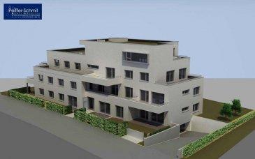 Nouvelle résidence 11 appartements à Steinfort, en état de futur achèvement.  Appartement 8 au premier étage: Hall d'entrée, grand séjour de 41,28 m2 avec cuisine ouverte (séparable), 2 chambres à coucher, salle de bain, WC séparé, balcon, cave, 2 parking intérieur.  Le prix affiché comprend 106,38 m2 de surface habitable, 9,91 m2 de balcon, 2 parkings intérieurs, une cave et 3% de TVA  Les corps de métiers choisis sont des entreprises Luxembourgeoise de renommé irréprochable. Service après-vente garantit! L'équipement de base comprend un standard élevé, tel que vidéophone, douche plate, détecteurs de fumé, VMC double flux individuel par appartement, etc. L'isolation de la façade sera réalisée en laine de roche.  En situation agréable au fond d'une rue sans issue. Toutes commodités à proximité.  Plans et documentation détaillée sur demande Ref agence :725944