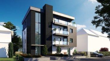 Efapromo vous propose une résidence de 8 unités, libre de 4 côtés à Niederkorn .  Parce qu'il vaut mieux un petit chez soi qu'un grand chez les autres.  Venez découvrir ce magnifique Penthouse situé au 3ème et dernier étage.  Une très belle vue vous accompagnera chaque matin au réveil.   - 60 m² de surface habitable - Salon séjour - Cuisine en open space - 1 Chambre - Une terrasse de 10m² pour vos repas en extérieur  - Cave : privé  - Buanderie collectif  - Ascenseur   Possibilité d'acquérir un emplacement intérieur à 25000€  Prix du bien 599.000,00€ TVA 3% incluse  Pour plus d'informations, contactez Emmanuel : 691 355 050  mail : manuefapromo@gmail.com  Jordan: 691 129 633 mail: jordan@efapromo.lu