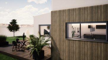 *****NEUES PROJEKT IN SCHRONDWEILER (GEMEINDE NOMMERN)*****  Sehr schönes, gut ausgerichtetes Grundstück, in bester zentraler Lage. Hier entsteht auf 3,87 ares (LOT 7) ein individuell & modern, geplantes Luxhaus.  Das Haus ist einseitig angebaut und verfügt über eine Wohnfläche von 148 m² über 2 Etagen. (EG, OG).  Das Erdgeschoss besticht durch einen lichtdurchfluteten Living-/Essbereich mit offener Küche und Kochinsel, und schönem Ausblick. Ein besonderes Highlight ist der großzügige Anbau mit einer Fläche von ca. 30 m², inklusive Lichtkuppeln, welcher ein angenehmes Raumgefühl vermittelt. Im Erdgeschoss befindet sich des Weiteren noch ein Büro, dass auch als Gästezimmer genutzt werden kann, sowie ein Gäste-WC und ein Abstellraum für die Küche. Die Einzelgarage befindet sich im Haus und verfügt über einen direkten Zugang ins Innere. Im Obergeschoss befinden sich 3 Schlafzimmer. Ein geräumiges Elternschlafzimmer mit Ankleide, einem Badezimmer, sowie zwei identisch große Kinderzimmer.  Im Untergeschoss befindet sich ein großzügiger Technikraum, der ebenfalls als Buanderie fungiert sowie zwei weitere große Räume die als Atelier genutzt werden können.  Bei der Grundrissgestaltung gehen wir gerne auf Ihre persönlichen Wünsche ein.  Vereinbaren Sie einen unverbindlichen Online-Termin via Microsoft Teams.  Folgen Sie uns auf Instagram! Hier informieren wir Sie über aktuelle Themen und Projekte.  www.instagram.com/luxhausluxembourg   100% Wohlfühlklima 100% Design Wir freuen uns auf Ihren Besuch