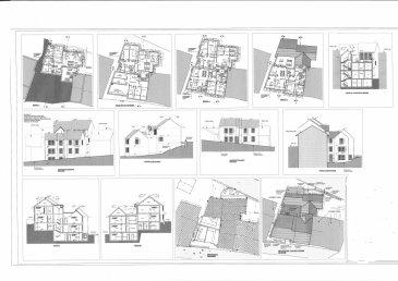 Projet immobiler d'une Résidence du Chateau, à 5 appartements à Vianden, 95, Grand-Rue.  Le projet sera vendu avec les plans et autorisations de bâtir, la démolition des bâtiments existants n'est  pas inclus dans le prix.  Pour de plus amples renseignements ou une visite des lieux, contactez Christine SIMON tel: 621189059 Ref agence :5338892