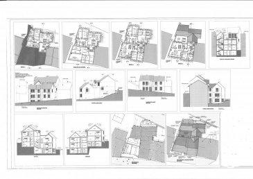 Projet immobiler pour construire la Résidence du Chateau, à 5 appartements à Vianden, 95, Grand-Rue.  Le projet sera vendu avec les plans et autorisations de bâtir, la démolition des bâtiments existants n'est  pas inclus dans le prix.  Pour de plus amples renseignements ou une visite des lieux, contactez Christine SIMON tel: 621189059 Ref agence :5338892