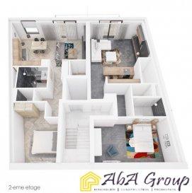 REZ-DE-CHAUSSÉE : Appartement (00.01) 1 ch. 64,56m² ; jardin privatif de 55m² et cave Prix 709.554,21 € TVA 3% ; prix € 759.554 TVA 17% Appartement (00.02) 1 ch. 63,21m² ; jardin privatif de 65m², terrasse de 6,68 m² et cave Prix 732.316,03 € TVA 3% ; prix € 782.316 TVA 17%  1er ÉTAGE : Appartement (01.01) 1 ch. 59,30m² ; terrasse de 6,04 m² et cave Prix € 641.109,70 TVA 3% ; prix € 691.110 TVA 17% Appartement (01.02) 1 ch. 57,44m² ; terrasse de 5,98 m² et cave Prix € 620.278,93 TVA 3% ; prix € 670.279,00 TVA 17%  2ème ÉTAGE : Appartement (02.01) 1 ch. 59,31m² ; balcon de 5,95 m² et cave Prix € 641.109,70 TVA 3% ; prix € 691.110 TVA 17% Appartement (02.02) 1 ch. 57,44m² ; balcon 5,98 m² et cave Prix € 620.278,93 TVA 3% ; prix € 670.279,00 TVA 17%  3ème ÉTAGE : Studio ou appartement 1 ch. (03.01) : 61,51m² ; cave, prix de € 589.915,01 TVA 3% ; € 639.915 TVA 17% Studio ou appartement 1 ch. (03.02) : 53,51m² ; cave, prix de € 512.948,07 TVA 3% ; € 562.948 TVA 17%