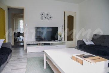 A Mulhouse, Rue Fénélon, Quartier calme, nous vous proposons cet Appartement de 68m² entièrement remis à neuf.  Il est composé :  - d\'une Pièce de Vie avec Balcon, - d\'une Cuisine entièrement équipée et avec un second Balcon, - de 3 Chambres, - d\'une Salle de Bain, - d\'un Wc séparé.  Le Chauffage et l\'Eau Chaude sont collectifs.