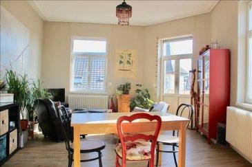 Début Schiltigheim à proximité de la place d\'Haguenau  Localisé dans une rue calme, proche des transports en commun, des commerces, écoles et de toutes commodités&period; Vous saurez apprécier ce logement de 97m2 renové avec goût&period;<br />Trés lumineux et traversant, celui-ci situé au 3éme étage d\'une petite copropriété&period; Sans vis à vis le logement se compose d\'une entrée, de 2 grandes chambres, d\'un volumineux double séjour donnant sur un balcon avec une vue degagée sur les toits, d\'une cuisine équipée , d\'une salle de bain avec douche et baignoire, d\'un wc&period;<br />Le logement est pourvu d\'une chaudière individuelle au gaz récente&period;<br />Les charges de coproriété sont de 94 euros mensuel&period;<br />Une cave et un local vélo complètent ce bien<br />Copropriété composée de 27 lots dont 9 lots habitations<br /><br />Prix de vente : 263 000,00 euros &lpar;dont 5&period;2&percnt; d\'honoraires charge acquéreur&rpar;<br /><br />Votre contact : Virginie DISS 0673153792