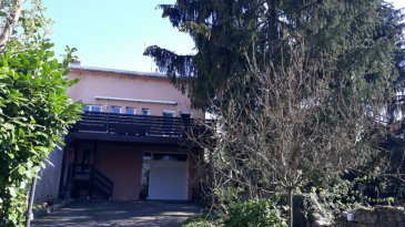 Longeville Les Metz 6 pièce(s) 116 m2 produit rare!. Au calme,à l\'abris des regards , très belle maison de construction traditionnelle très bien entretenue.<br/>Elle est composée d\' une entrée, d\'un vaste salon-séjour, une cuisine américaine, trois chambres, un bureau, Une salle d\'eau avec douche à l\'italienne et une salle de bains, deux wc.<br/>Un grand garage et une grande cave en sous-sol.<br/>Un patio avec terrasse et une grande terrasse avec accés cuisine.Pour une visite prendre rdv avec M Harment JP au 0787851545<br/>